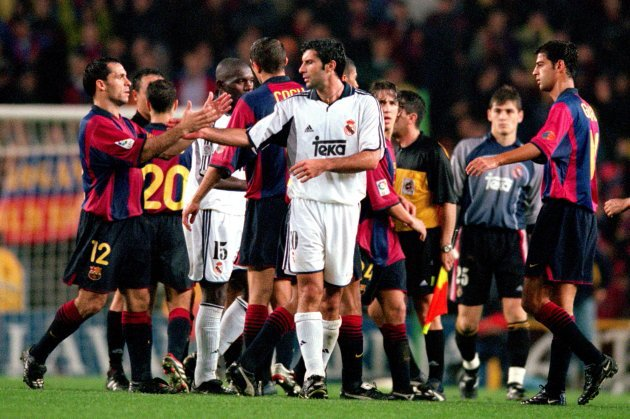 On This Day 2002, Reuni Real Madrid dan Barcelona di Liga Champions