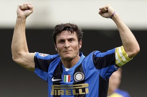 Totti: Zanetti Adalah Legenda Kita Semua