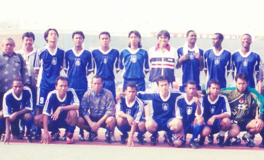 On this day 1993, Munculnya Nama Besar Tugiyo Legenda PSIS Semarang