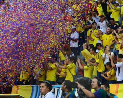 3 Aksi Nyeleneh Fans Sepakbola di Piala Dunia Brasil