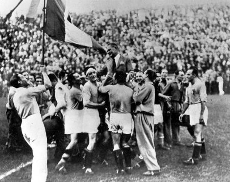 On This Day 1934, Italia Juara Piala Dunia di Rumahnya Sendiri