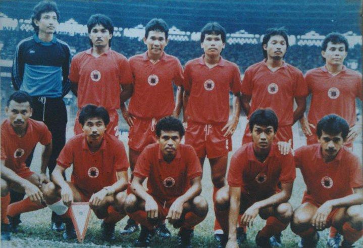 On this day 1995, Awal Mula Persija Jakarta Dimusuhi Publik Bandung