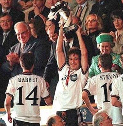 On This Day, Golden Goal yang Mengantar Jerman Juara Euro