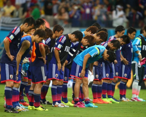 Budaya Malu yang Mengakar Kuat di Timnas Jepang