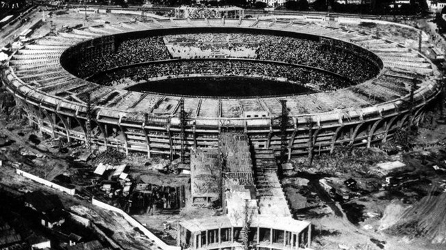 On This Day 1950, Maracana Resmi Dibuka