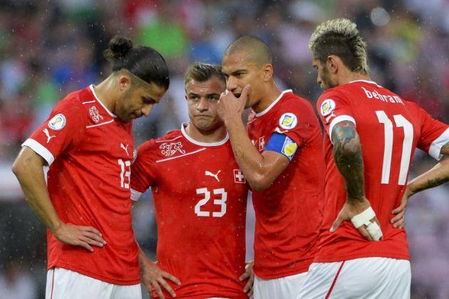 Alasan Swiss Berada di Peringkat 6 FIFA