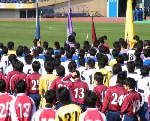 Kejuaraan Antar SMA, Kunci Utama Jepang Selalu Lolos Piala Dunia