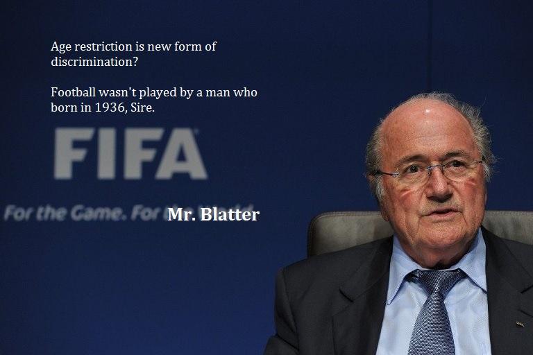 Borok Dinasti Sepp Blatter yang Mengakar di Tubuh FIFA