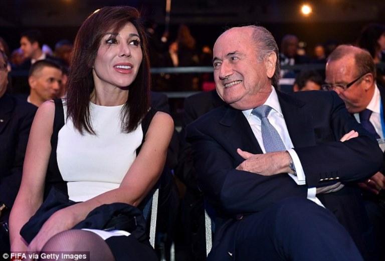 Ketua FA mulai Serang Balik Sepp Blatter