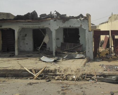 Sepakbola Haram, Puluhan Warga Nigeria Tewas Dibom