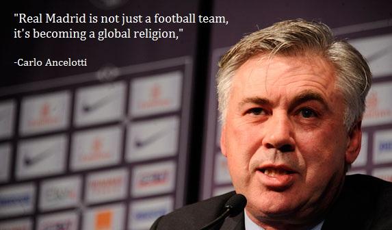 Carlo Ancelotti: Aku Akan Bernyanyi Lagi