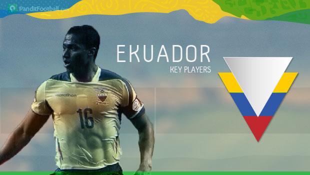 [Key Player] Valencia: Sang Kapten Pemberi Asa Ekuador