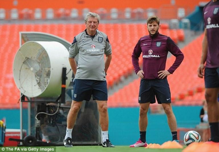 Latihan Brutal ala Roy Hodgson Kepada Timnas Inggris