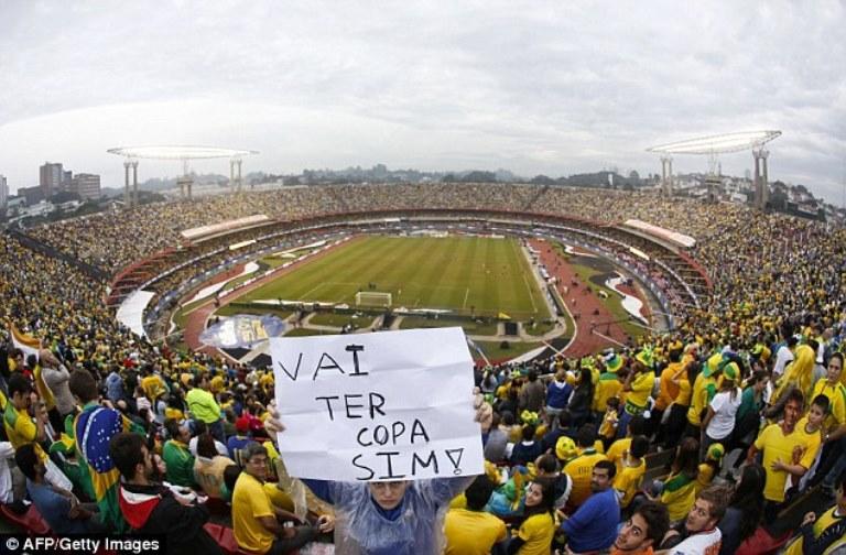 Hubungan Buruk Sao Paulo dan Timnas Brasil