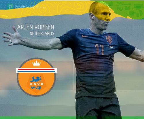 [Man of the Match] Gelar Bagi Robben yang Seperti Dipaksakan