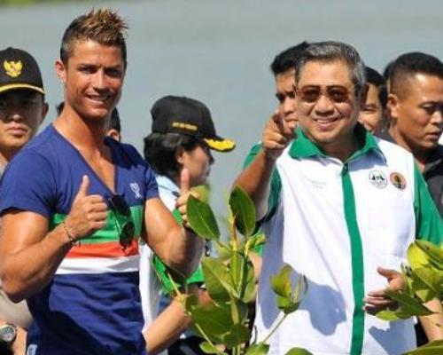 Ronaldo yang Dijadikan Alat Memanipulasi Masyarakat Bali