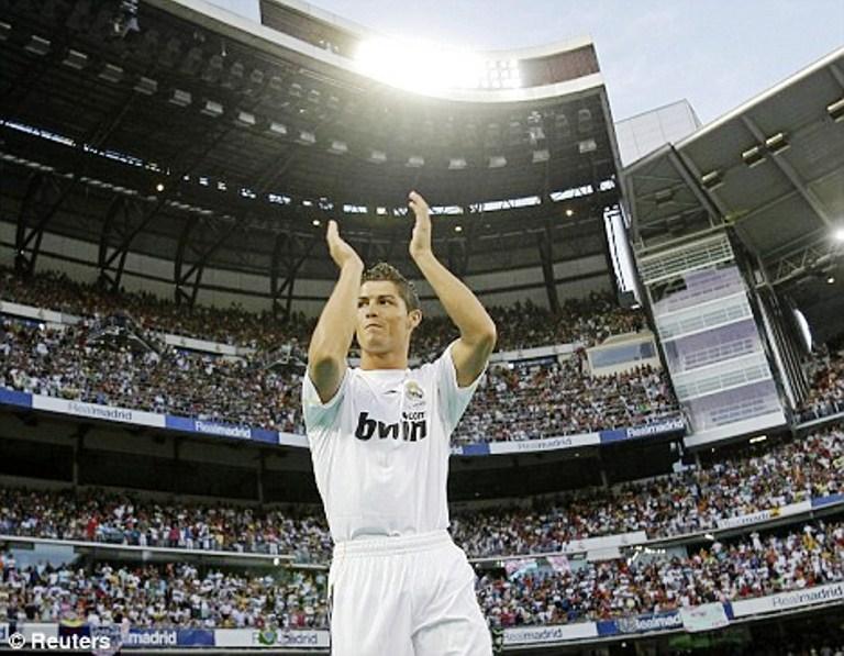 On This Day 2009, Cristiano Ronaldo Jadi Pemain Termahal di Dunia
