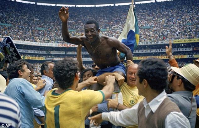 10 Pemain Terbaik Piala Dunia