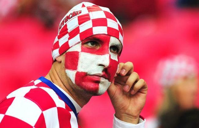 Fans Kroasia yang Identik dengan Kekerasan