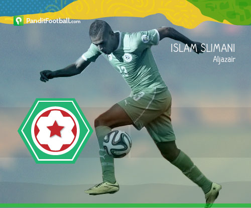 [Man of the Match] Islam Slimani