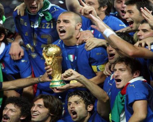 Piala Dunia 2006 dan Sepakbola Curang ala Italia