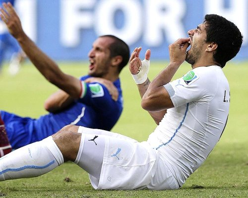 Presiden Uruguay: Biarlah Suarez Menjadi Suarez