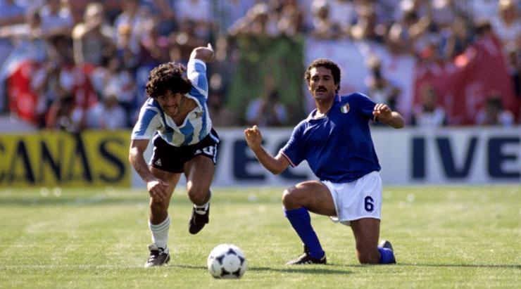 Piala Dunia 1982: Saat Maradona Menjadi Balerina