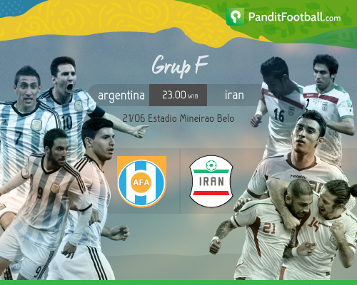 [Match Preview] Argentina vs Iran