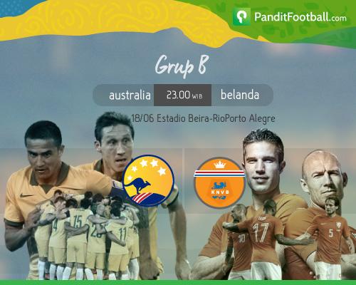 [Match Report] Australia 2 vs 3 Belanda