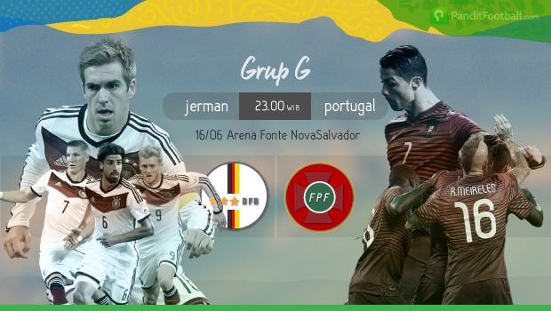 [Match Analysis] Jerman vs Portugal