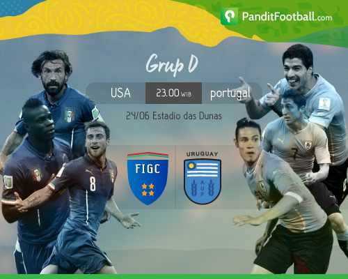 [Match Analysis] Italia vs Uruguay: Arrivederci, Italia!