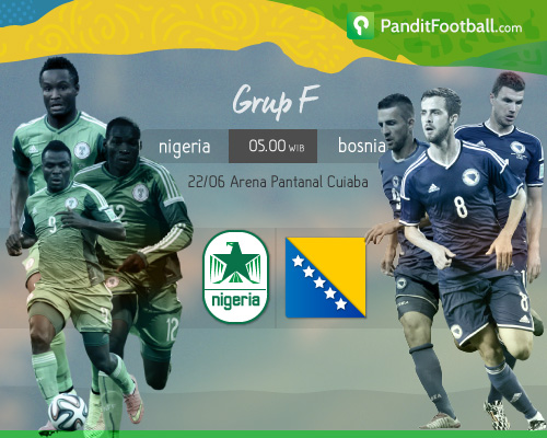 [Match Preview] Nigeria vs Bosnia Herzegovina
