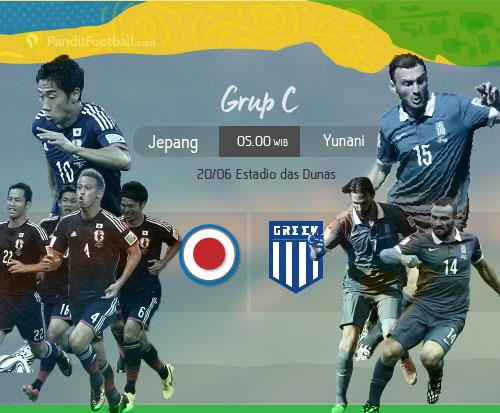 [Match Report] Jepang 0:0 Yunani