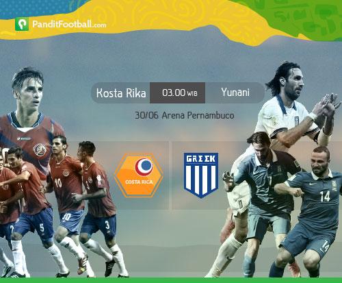 Preview: Kostarika vs Yunani