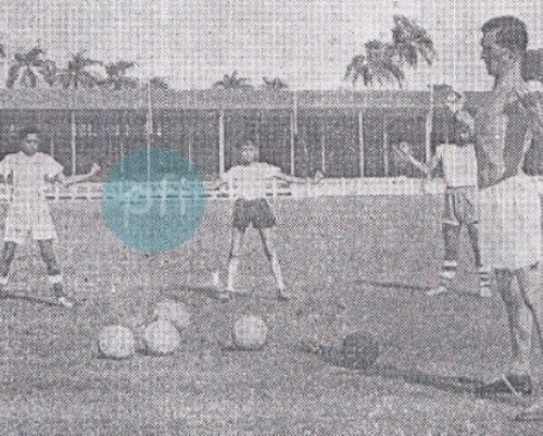 On This Day 1957: Imbang Lawan Tiongkok, Indonesia Hampir Lolos Piala Dunia