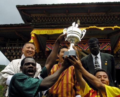 On This Day 2002, Final Dua Tim Terburuk Dunia