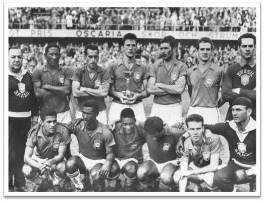On This Day 1958, Trofi Piala Dunia Pertama Brasil