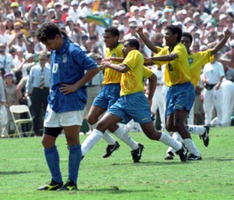 On This Day 1994, Salah Baggio?