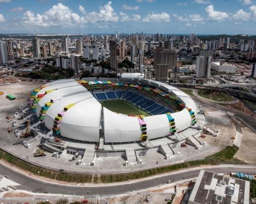 Ide Brilian Untuk Memanfaatkan Stadion Piala Dunia dari Dua Arsitek Prancis