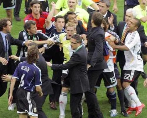 Menanti Cerita Lain dari Argentina vs Jerman