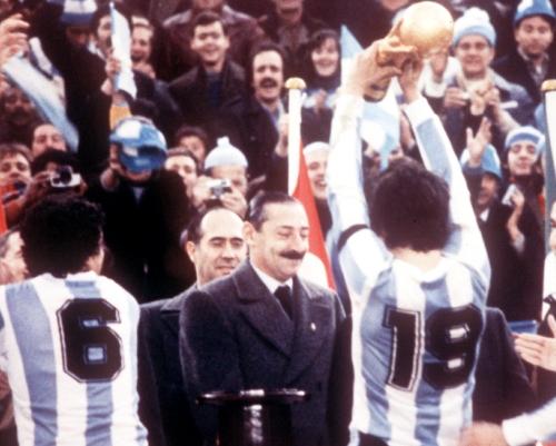 Jorge Videla, Diktator Argentina Sumber Kekalahan Belanda