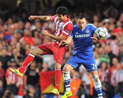 Costa Resmi Hijrah Ke Chelsea