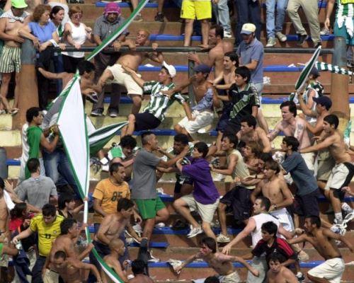 Sepabola dan Kekerasan di Amerika Latin
