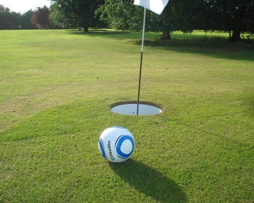 Footgolf: Perpaduan Sepakbola dan Golf