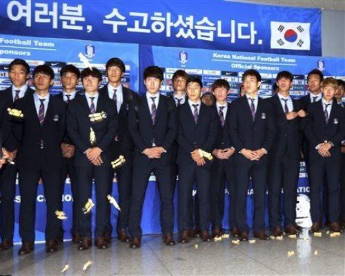 Tak Ada Anggota Boyband, Tim Sepakbola Korea Selatan Dilempari, Dibenci, dan Diancam Mati