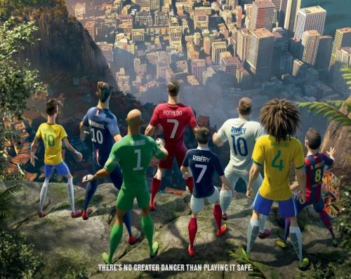 Kutukan Iklan Nike