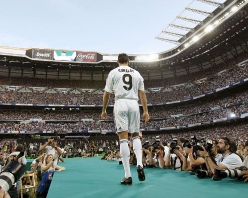 On This Day 2009, Awal Mula Kejayaan Ronaldo Bersama Madrid!