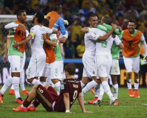 Aljazair, Palestina dan Tragedi Piala Dunia 1982