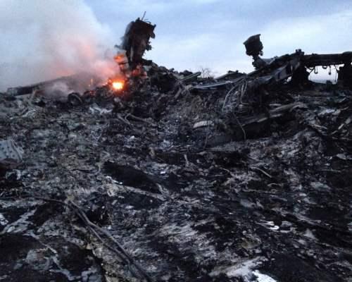 Tragedi MH-17, Crimea, dan Ultras Ukraina