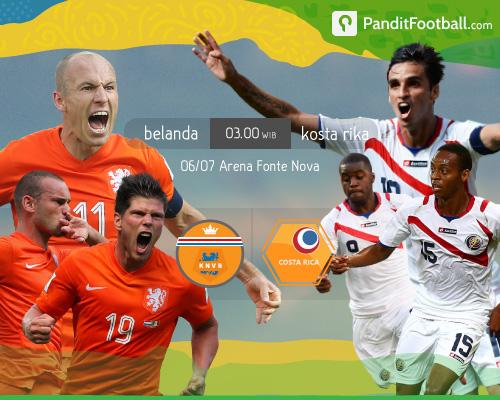 [Preview] Belanda vs Kosta Rika: Duel Dua Tim yang Punya Kesamaan Skema